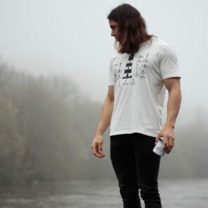 Camiseta Faros Galicia