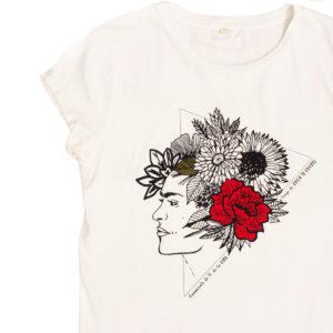 Camiseta Frida