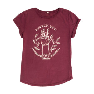 Camiseta Chica Un Fuck You