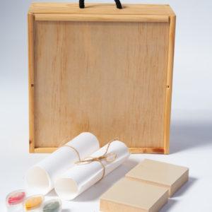 Kit básico de grabado de sellos