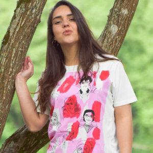 Camiseta Mujeres