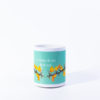 Taza estampada cerámica