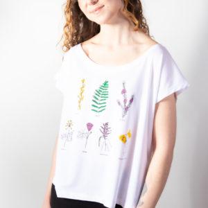 Camiseta Herbas San Xoán