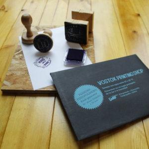 Taller: Hacer sellos de Fotopolímero